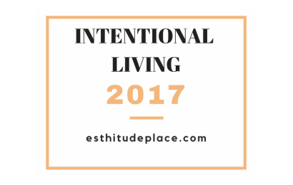 intentional living