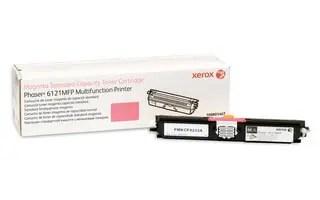 106R01464 standard magenta toner, 1500p for Phaser 6121 MFP