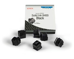 108R00608 solid ink black, 6 sticks, 6800p for Phaser 8400