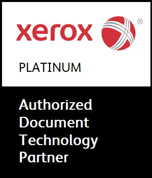 Xerox Platinum Authorized Document Technology Partner