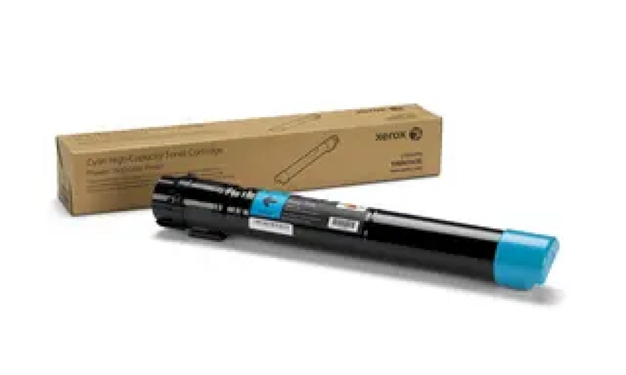 106R01443 Toner capacitate mare cyan pentru Phaser 7500