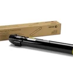 106R01445 Toner capacitate mare yellowa pentru Phaser 7500