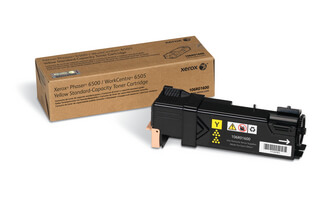 106R01600 Toner capacitate mica yellow pentru Phaser 6500, WorkCentre 6505
