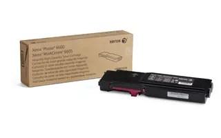 106R02234 Toner capacitate mare magenta pentru Phaser 6600, WorkCentre 6605