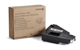 108R01124 Recipient toner rezidual pentru Phaser 6600, WorkCentr 6605, 6655