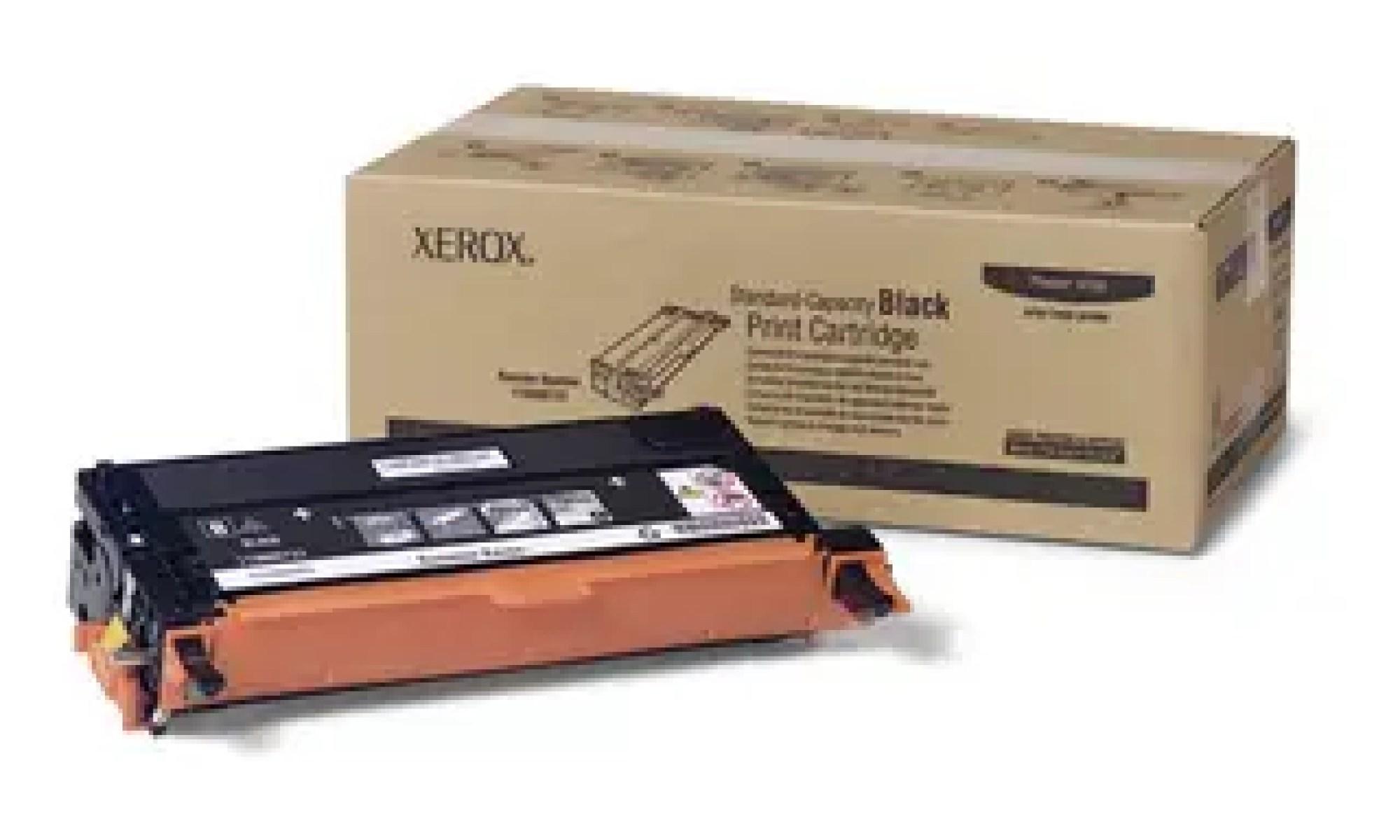 113R00722 Toner capacitate mica black pentru Phaser 6180, 6180MFP
