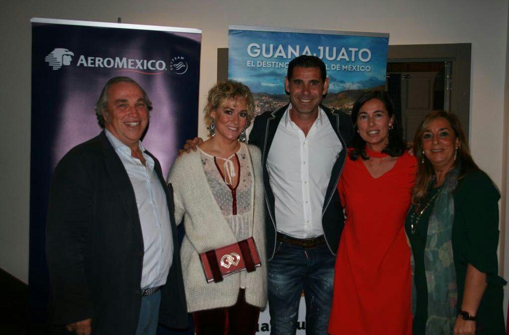 Se enamora Madrid de Guanajuato