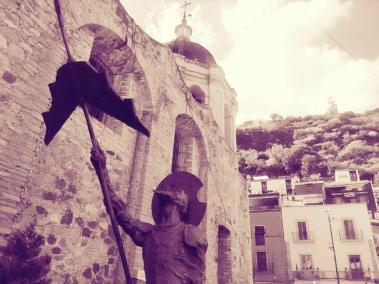 La tumba del Quijote