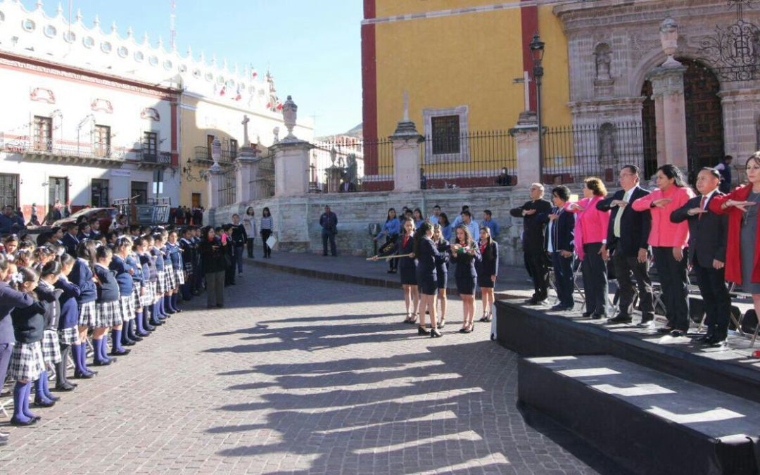 Festeja la ciudad de Guanajuato su cumpleaños 276