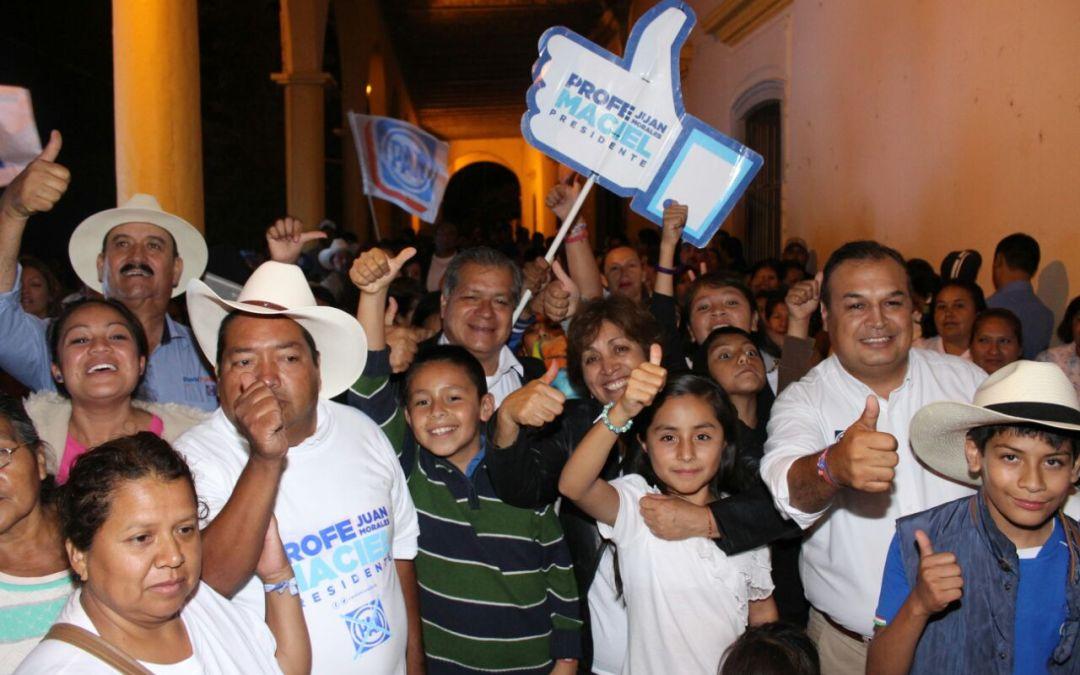 ¿Ha cumplido Maciel sus promesas de campaña?