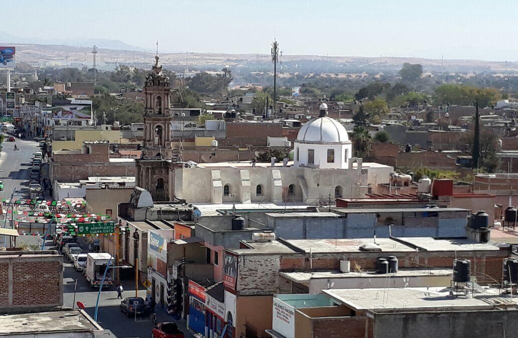 #Asómbrate: restauran el Santuario