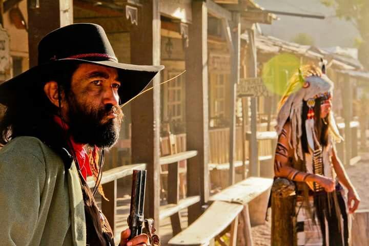 #Sorpréndete: recrean el Viejo Oeste en #Durango