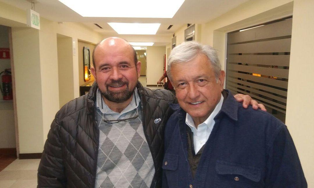 ¿Se inclina 'El Peje' por Carlos García? El ex Alcalde suena como el favorito