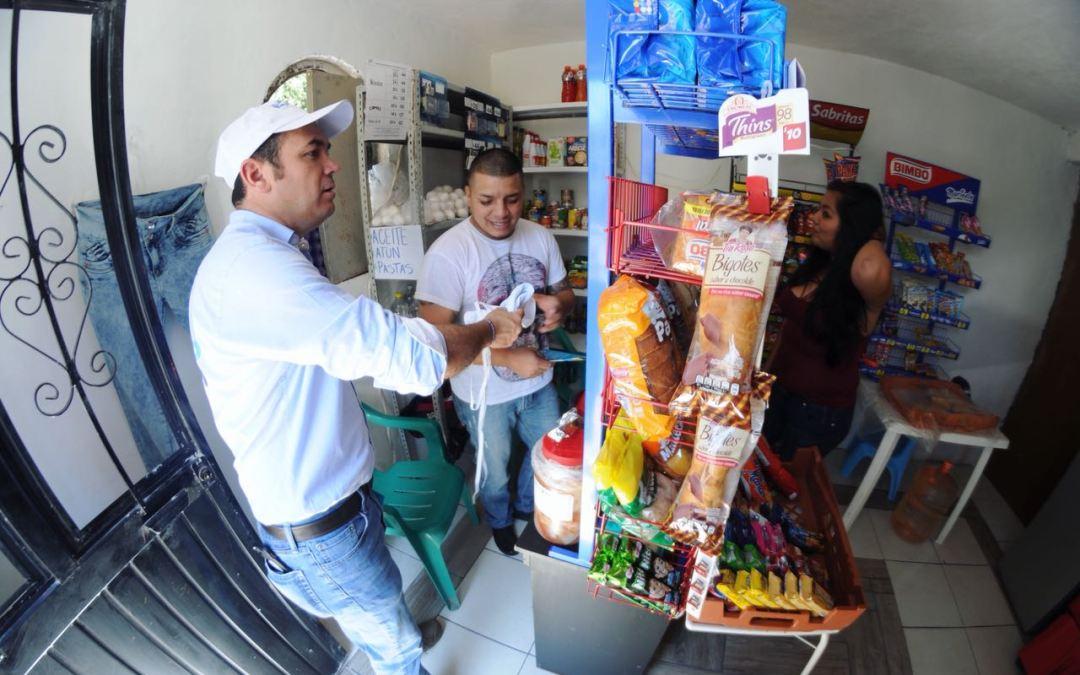 Propone Navarro acabar con el problema de la basura