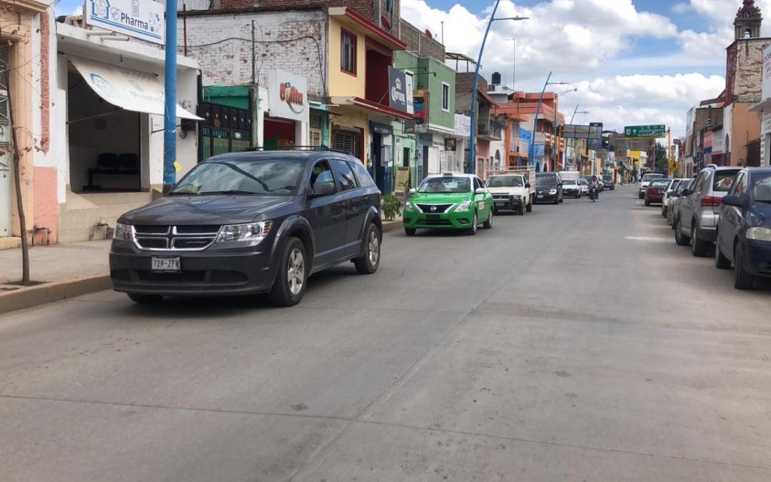 Adiós a las cubetas: Tránsito pide no apartar lugares para aparcarse en las calles