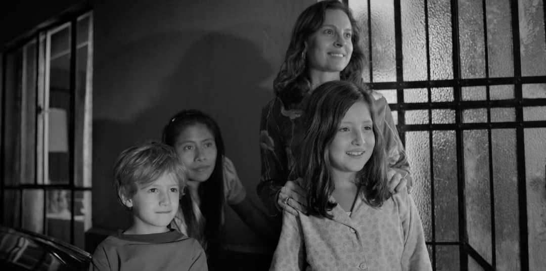 ¡Vamos al cine móvil!: Proyectan #Roma en los Pastitos