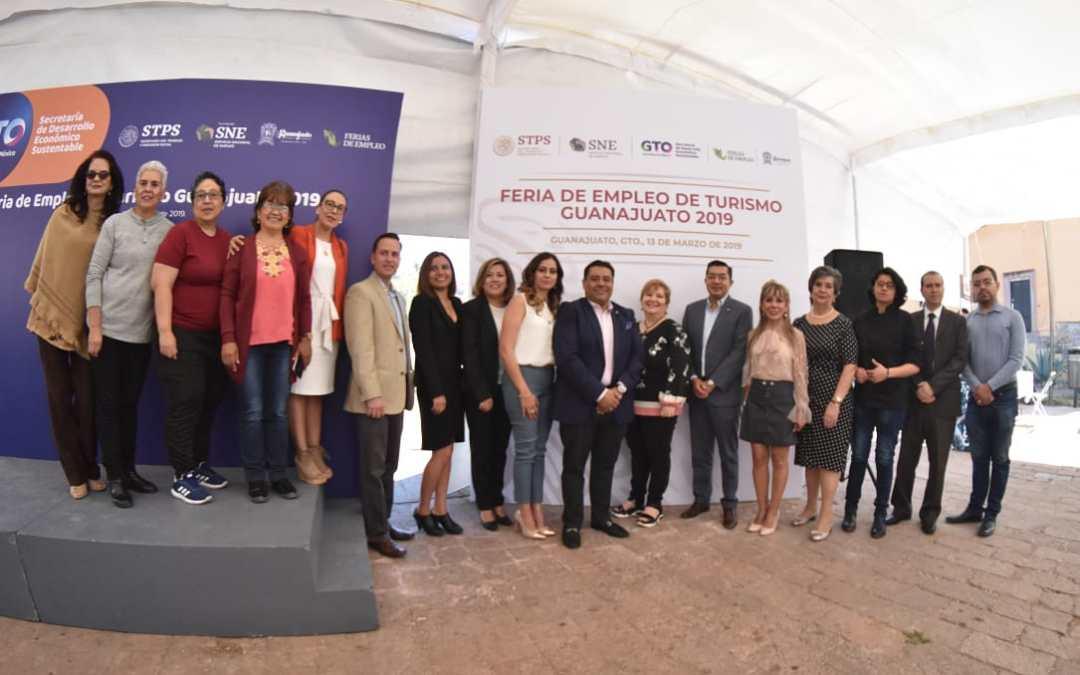 Posicionan a Guanajuato como destino internacional de calidad que genera empleo