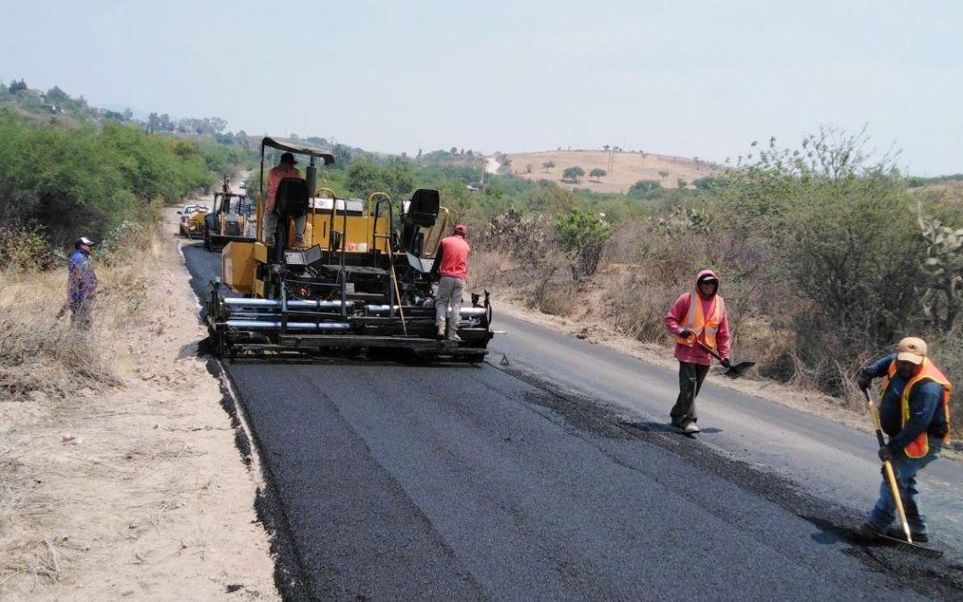 Rehabilitan acceso a San Marcos en #Silao