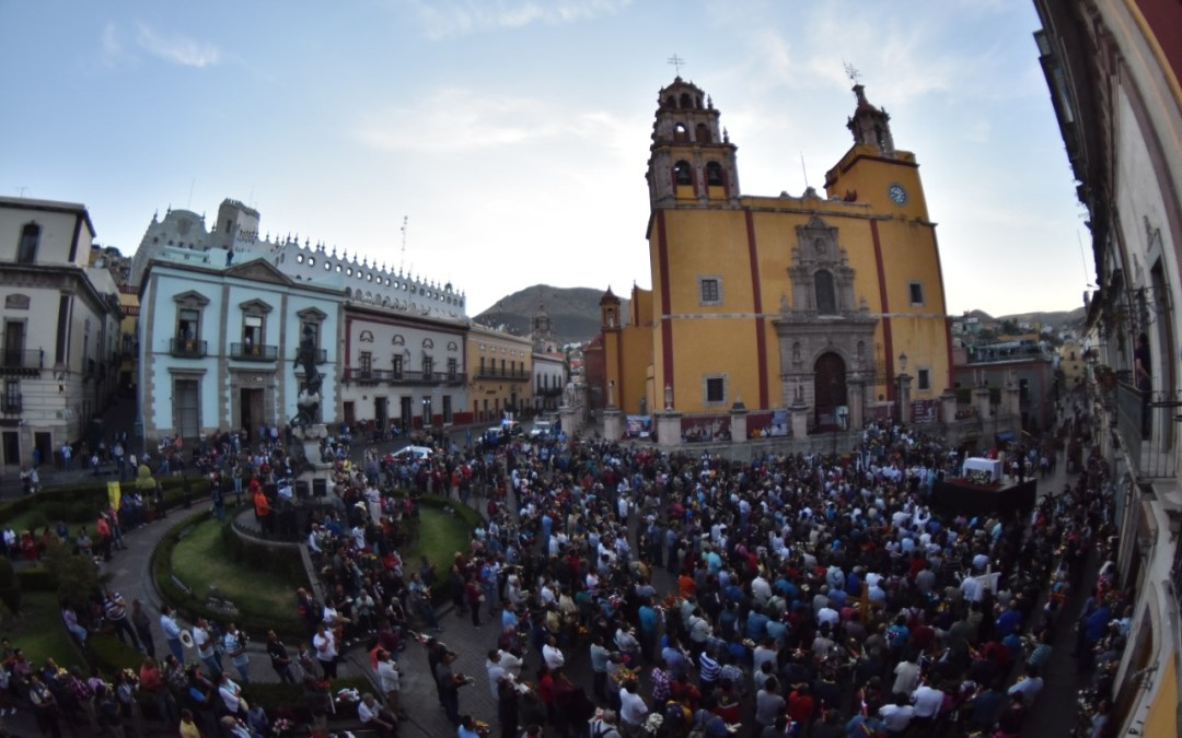 Para Vanity Fair Italia, Guanajuato resume el «Messico coloniale»