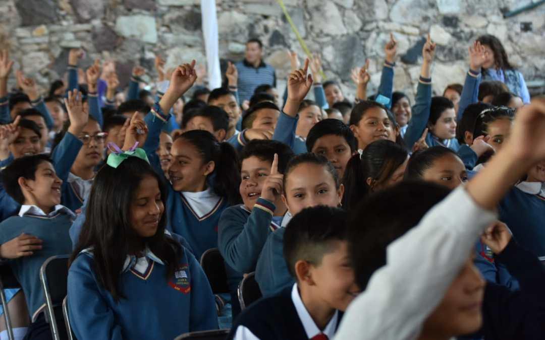 Defienden calidad de los zapatos escolares en #Guanajuato