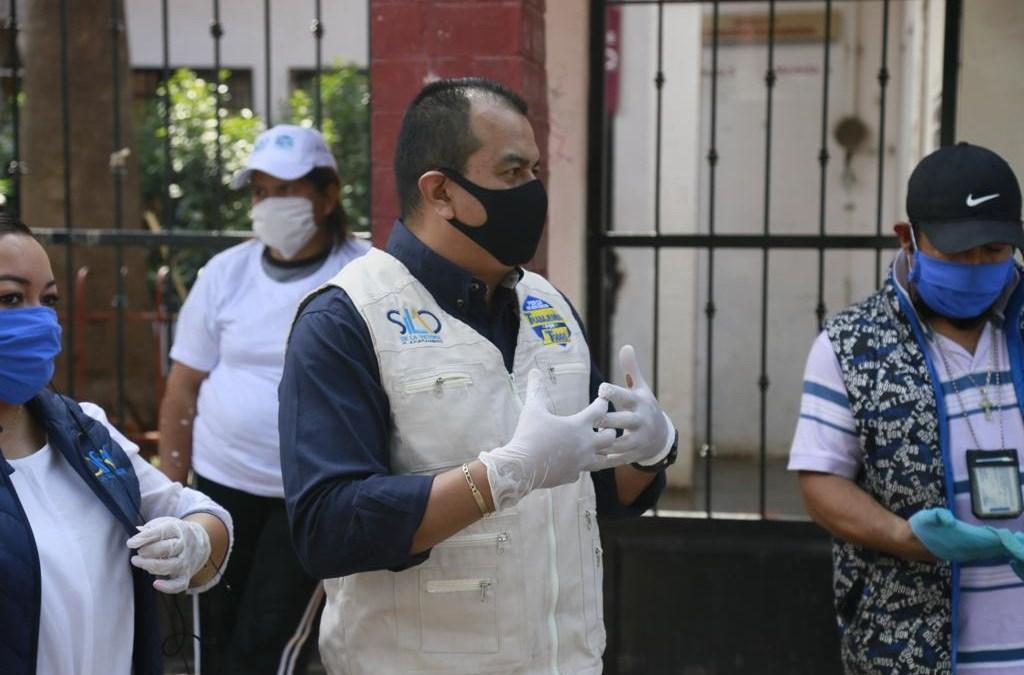 PONE EL EJEMPLO: Toño Trejo encabeza arranque de #EmpleoTemporal