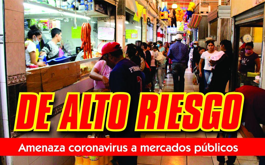 DE ALTO RIESGO: Investigan muerte por probable crisis respiratoria en el Victoria