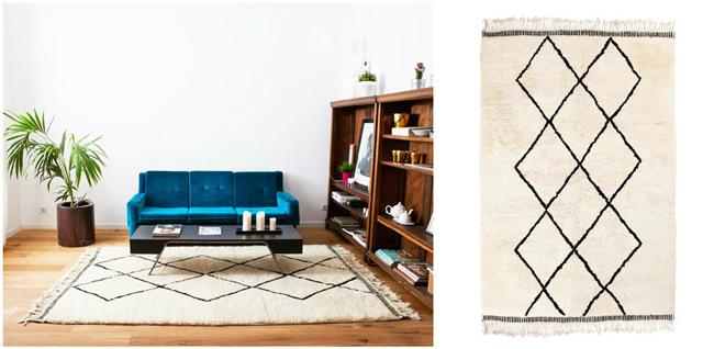 beni-ourain-alfombra