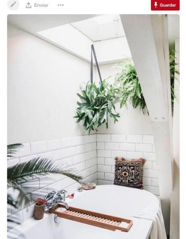 decorar con plantas artificiales 07