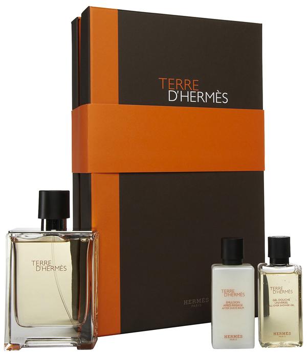 HERMES Terre D'hermes 3pc kit