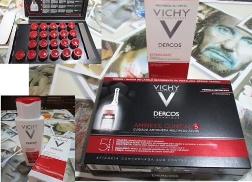 Review de Vichy Dercos Aminexil Clinical - 5 - Hombre