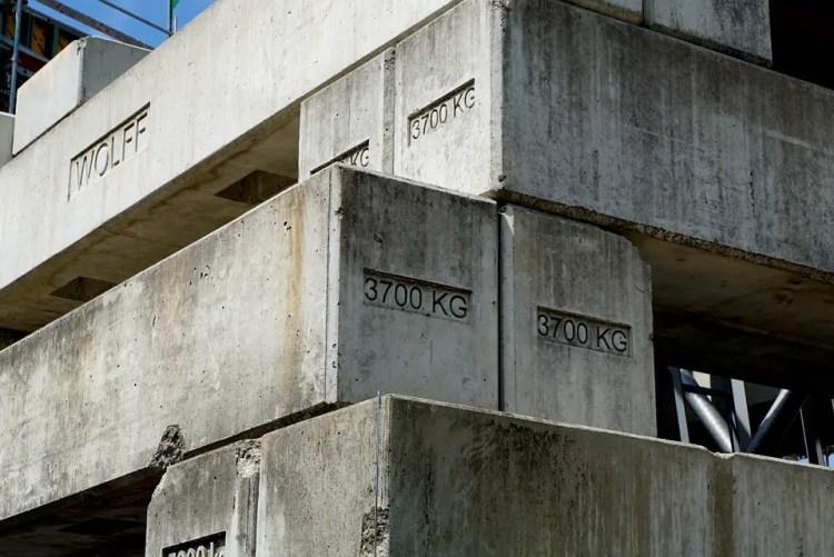 Structural Frame - Building Element