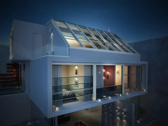 Virtual 3D Model of House