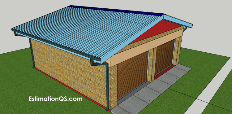 Cost Of Building A Detached Double, How Much Does It Cost To Have A Detached Garage Built