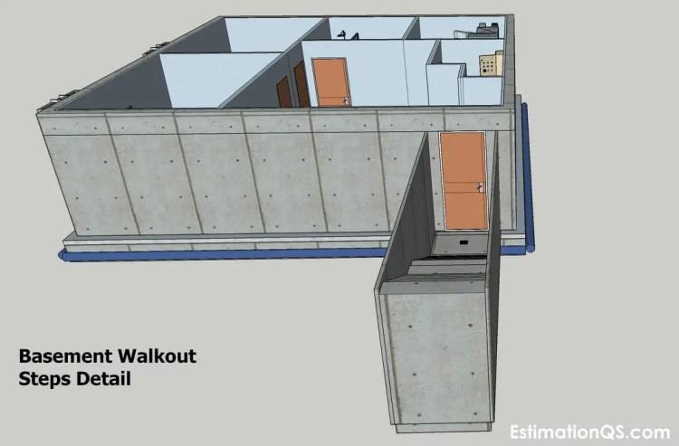 Basement Walkout Steps Detail_4 CUT