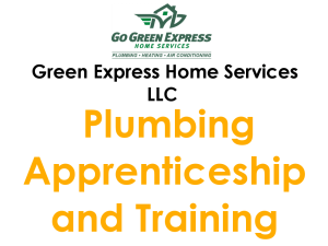 Apprenticeships-Training Green Express Home Services