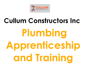 Cullum Constructors Apprenticeships and Training