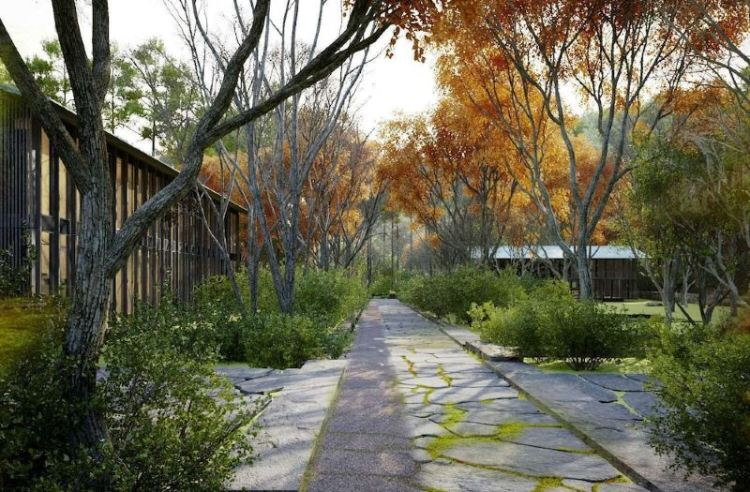 Aman Kyoto Luxury Resort Japan