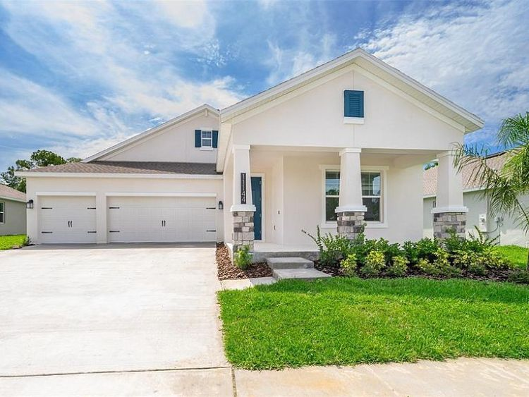Newly Built 4 Bedroom House on 11144 Robert Frost Drive Winter Garden Florida 34787 - Price 500000 USD