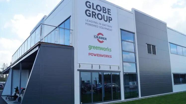 Globe Group Greenworks Tools