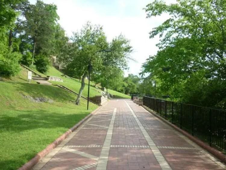 Grand Promenade, Hot Springs National Park, Arkansas, USA (11)