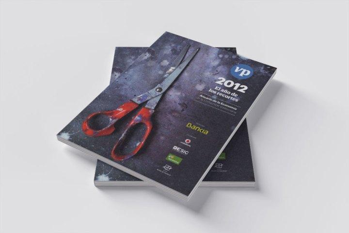Anuario de Economía Valencia Plaza 2012. Portada