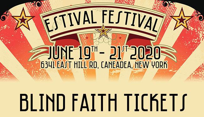 Estival Festival Blind Faith Tickets