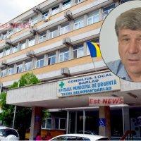 """Reacția lui Boroș în fața pacienților chinuiți de dureri, după ce tomograful cumpărat cu bani grei, pentru spitalul mare, s-a stricat: """"N-am văzut pe nimeni să țipe și să sară în sus!"""""""