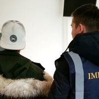 Cetățean din Republica Moldova, depistat că muncea ilegal la o firmă din județ