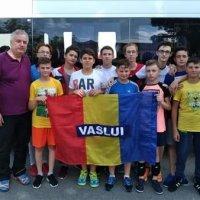 Handbaliștii juniori IV de la LPS Vaslui sunt vicecampioni naționali