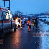 ULTIMA ORĂ Accident feroviar cu victime între Grivița și Bălăbănești
