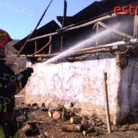 Băiețelul de un an din Emil Racoviță, surprins de un incendiu în locuință, a murit