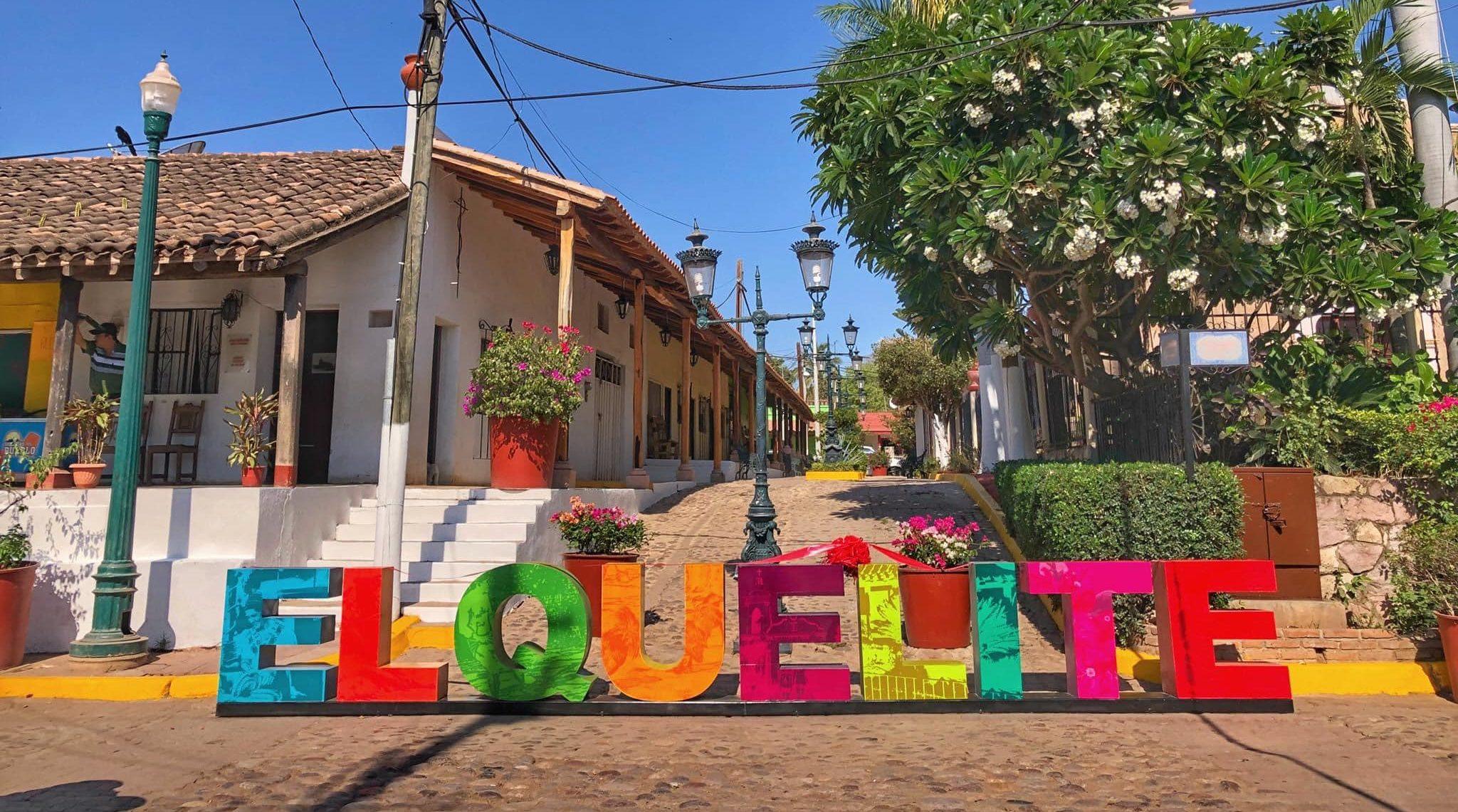 El Quelite, uno de los pueblos señoriales de Sinaloa que se ubica a menos de 40 minutos de Mazatlán.