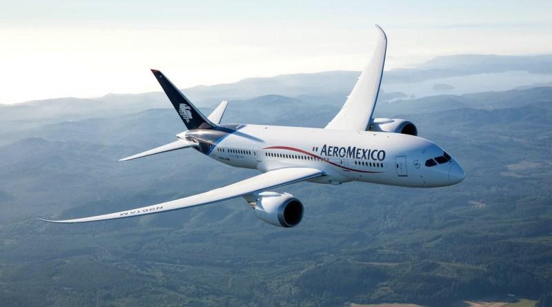 Aeroméxico anuncia cuatro vuelos semanales desde México hacia Corea del Sur