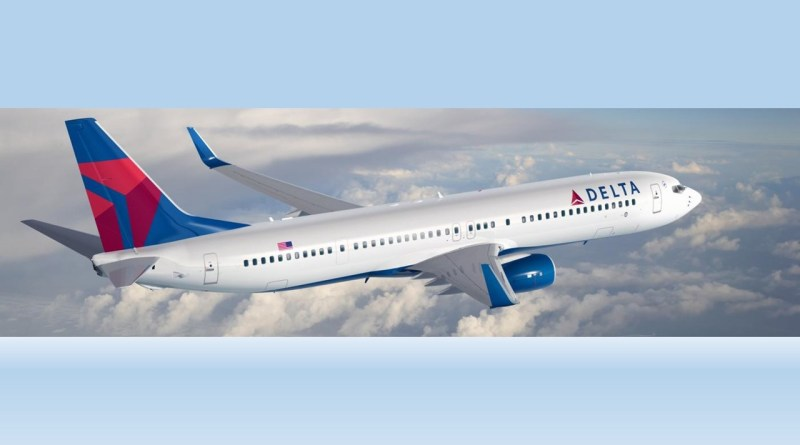 Delta Air Lines anuncia ingresos por 847 millones de dólares en primer trimestre 2017